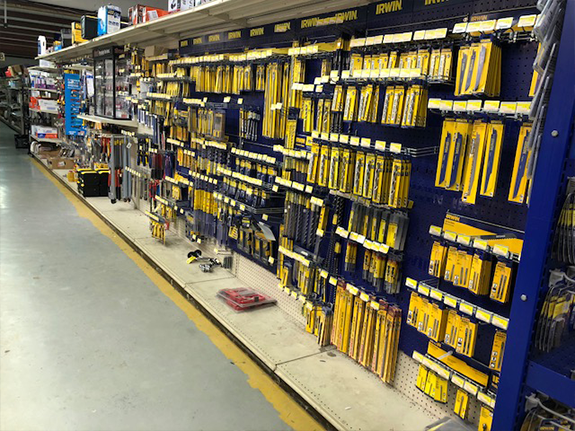 Wall of Tools